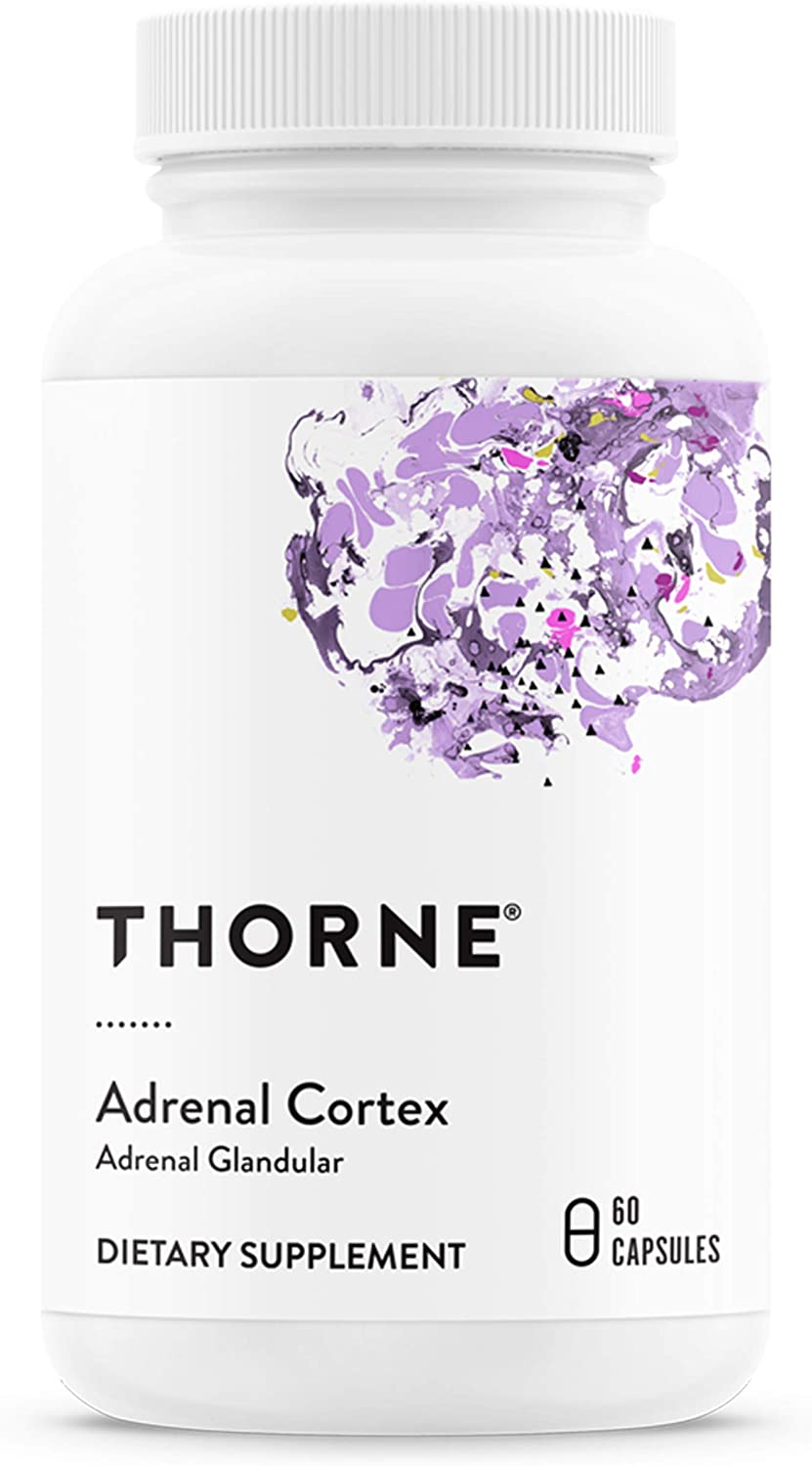 Thorne Research - Adrenal Cortex - 60 Capsules: Health & Personal Care