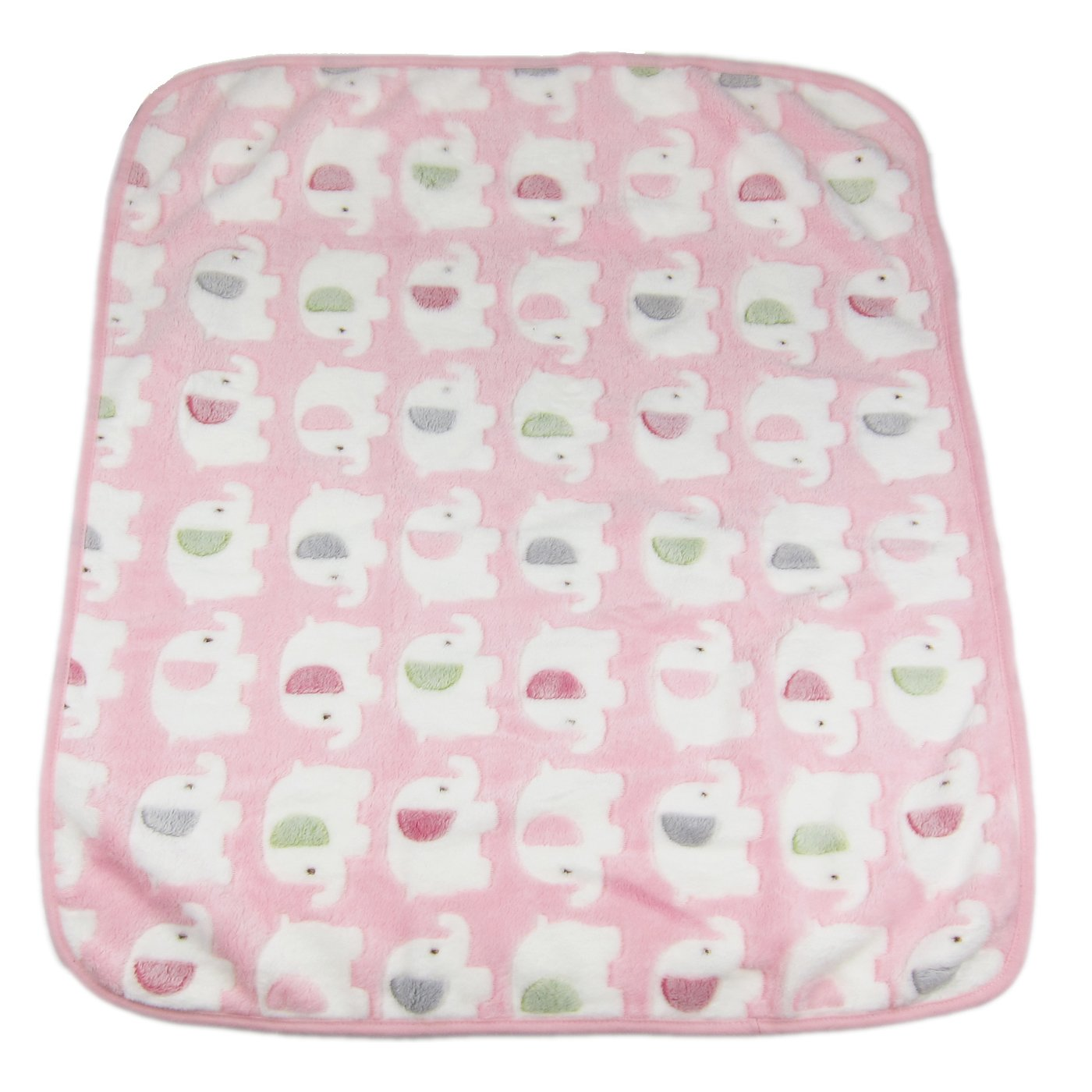 Alfie Pet by Petoga Couture - Abia Animal Blanket for Dogs and Cats - Color: Pink, Size: Large by Alfie (Image #2)