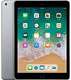 """Apple iPad, 9,7"""" Display, Wi-Fi, 128GB, 2018, Space Grau"""
