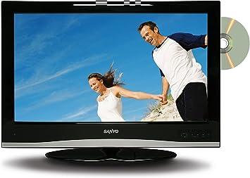 Sanyo CE19LD08DV-B - Televisor LCD (48,26 cm (19