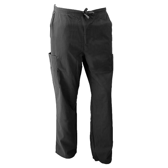 9546d6f33dbaa Dickies pantalones uniforme medico ajustables  Amazon.es  Ropa y accesorios