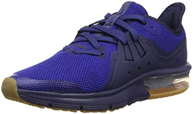 separation shoes 21248 274ab Nike Girls   Air Max Sequent 3 (gs) Gymnastics Shoes Obsidian Deep