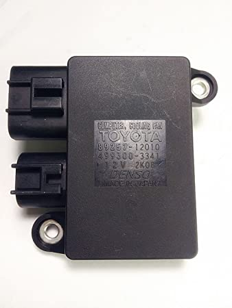 New For 2009-2013 Toyota Corolla 1.8L 2.4L Cooling Fan Control Unit Module