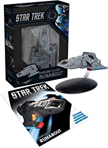 Hero Collector   Star Trek The Official Starships Collection   Eaglemoss Model Ship Box Starfleet Runabout