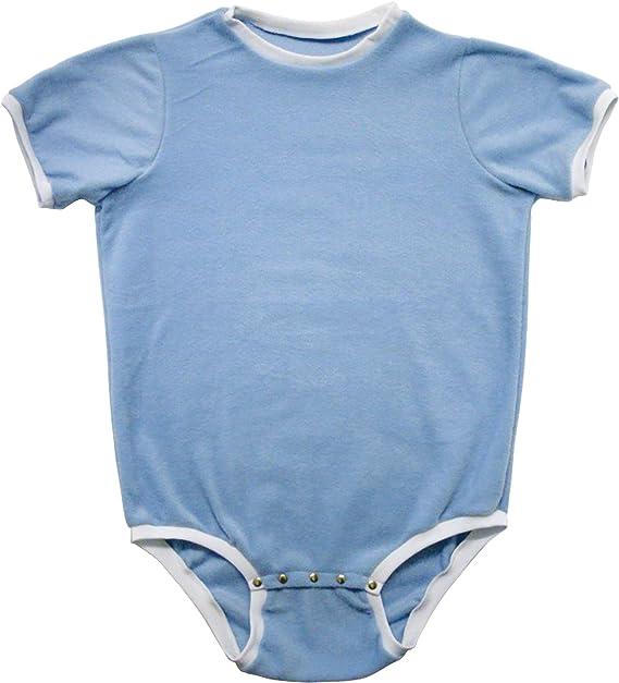 Romper Baby Grow New Adult White Long Sleeved Bodysuit