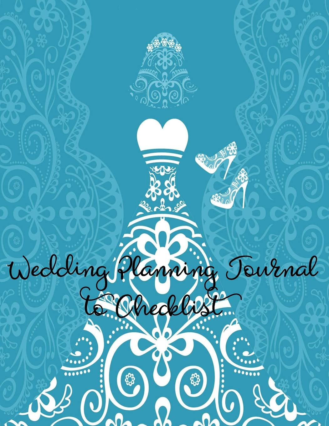 Amazon Com Wedding Planning Journal To Checklist Wedding