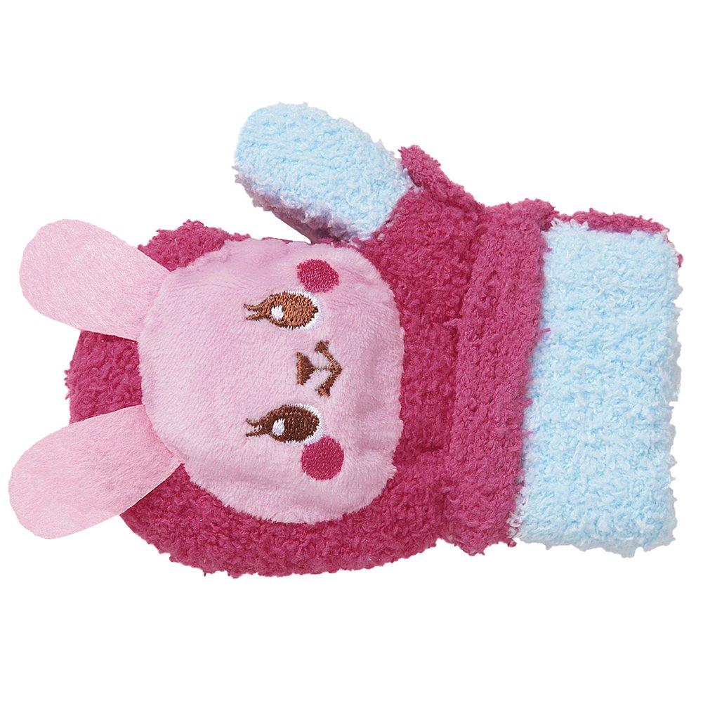 CHIC-CHIC Moufles Gants Chauds B/éb/é Filles Gar/çons Toddler Enfants Tricot Animal Mignons