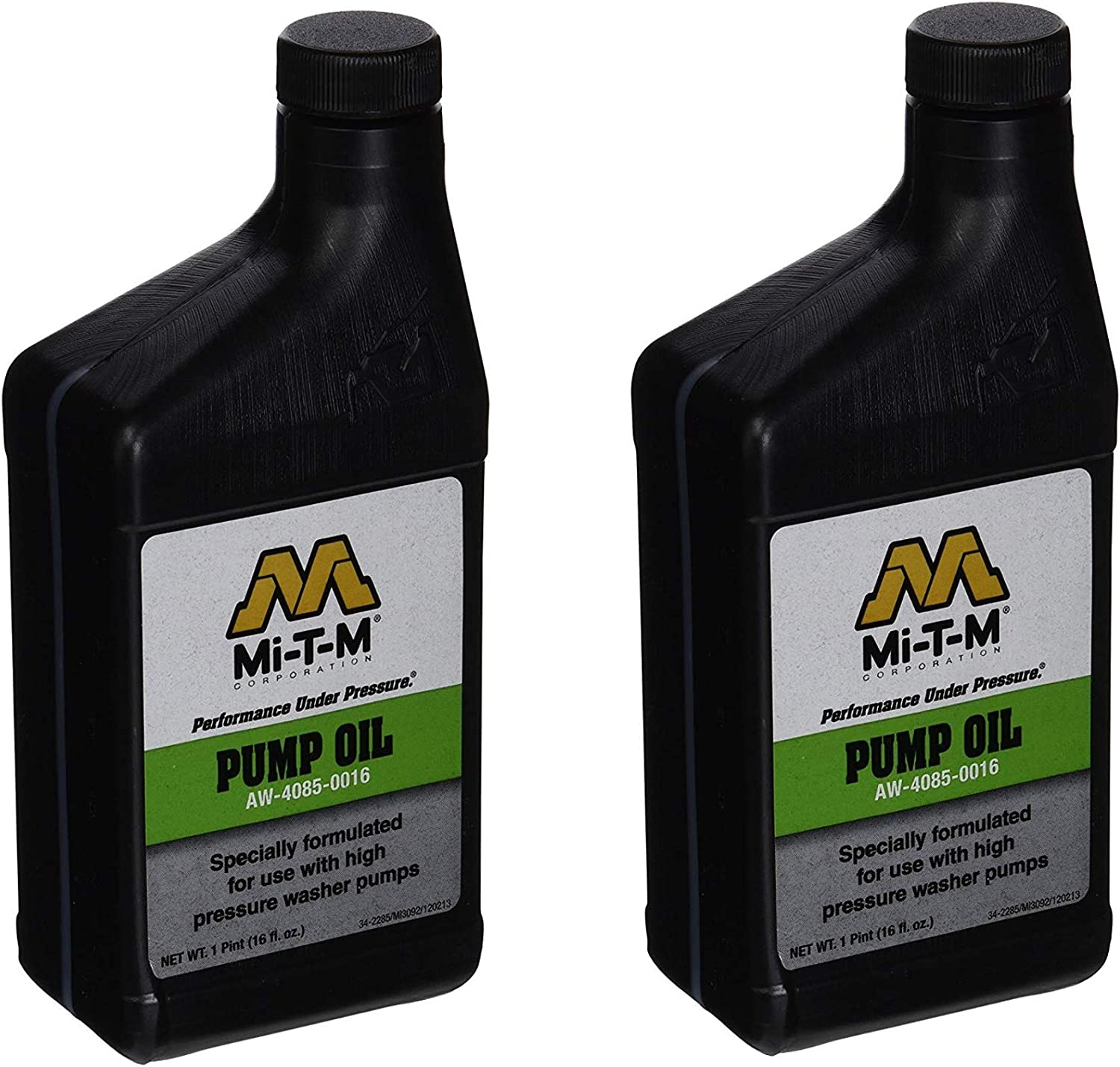 Mi T M AW-4085-0016 Power Washer Pump Oil - 2 Pack