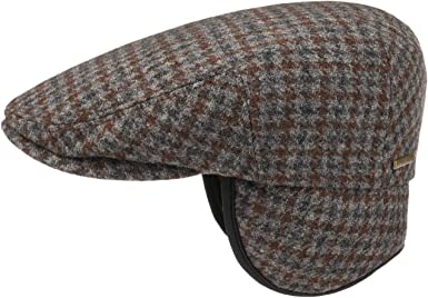 Stetson Gorra Kent Wool con Orejeras Hombre - Made in Germany ...