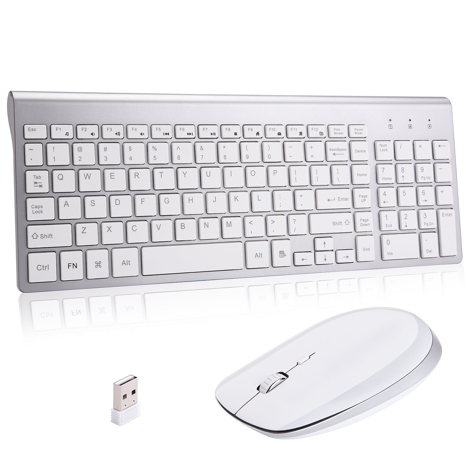 ea0b930eb37 Details about Mac Apple Wireless Keyboard And Mouse Combo Back Cover Magnet  2 in 1 Laptop PC