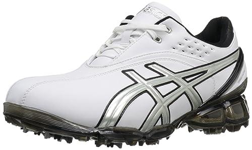 ASICS Men's Gel-Ace Pro Golf Shoe,White