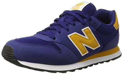 new balance gm500 blue