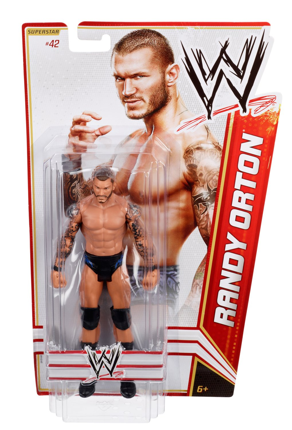 amazon com wwe randy orton figure series 19 toys u0026 games
