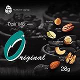 Daily Nuts Healthy Mix Original Value Packs (22) (Almonds 25%, Walnuts 20%, Cashews 15%, Macadamias 10%, Hazelnuts 10%, Pecans 10%, Pistachios 10%) No additives, UNSALTED, Natural, NON-GMO