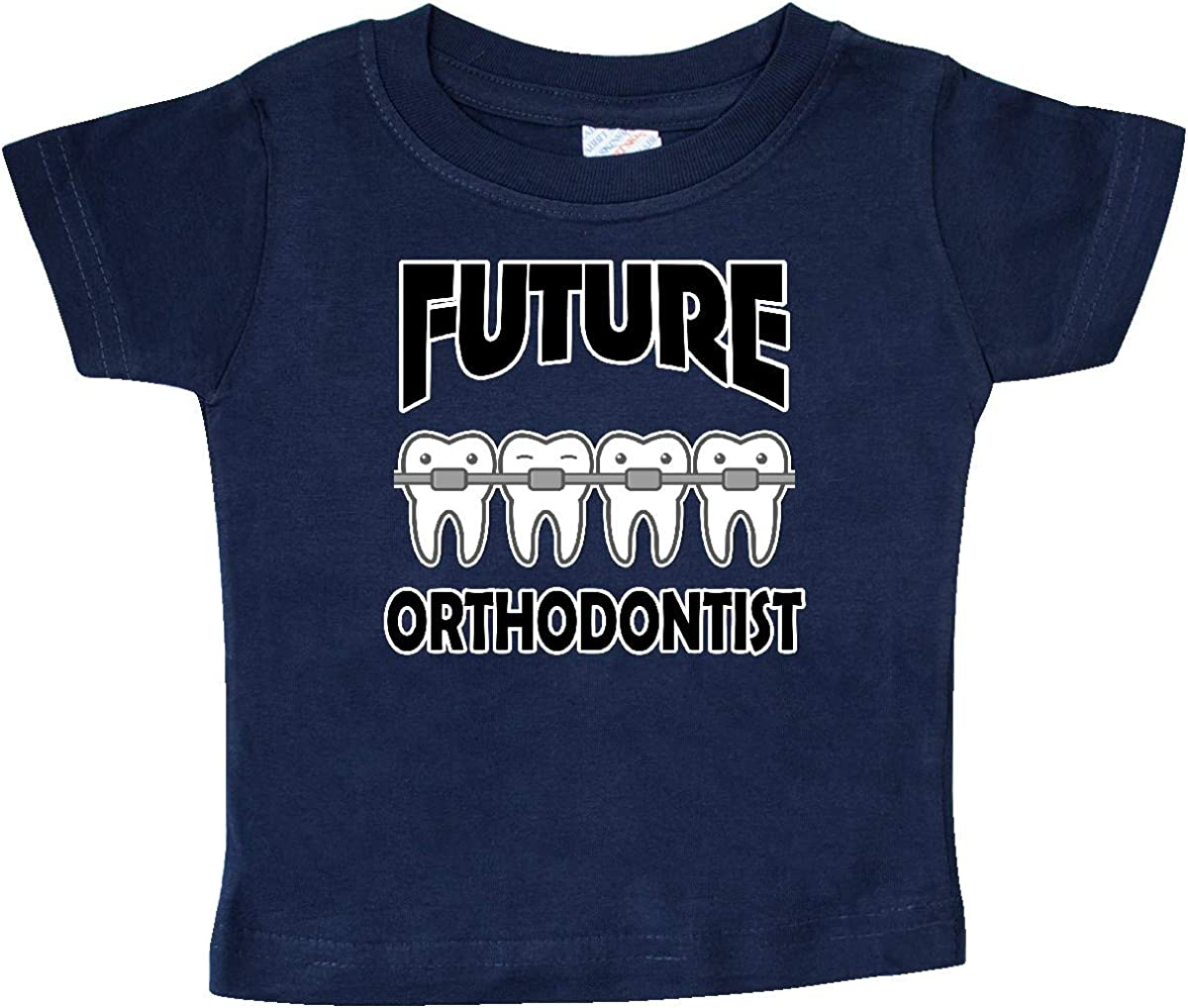 inktastic Future Orthodontist Baby Gift Baby T-Shirt