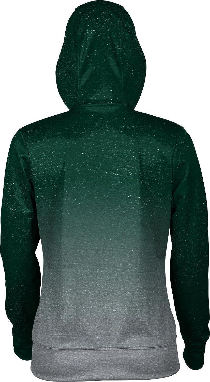 School Spirit Sweatshirt Ombre ProSphere Utah Valley University Girls Zipper Hoodie