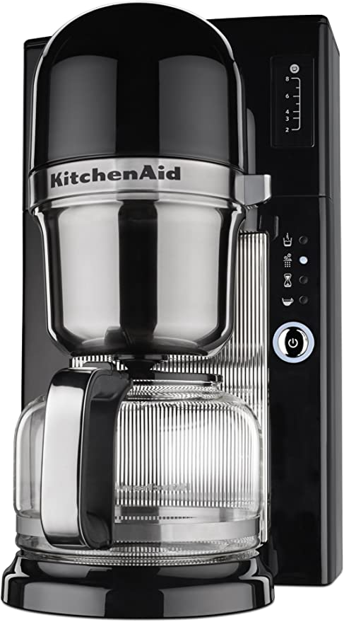 Amazon.com: KitchenAid KCM0802CU - Cafetera, no digital ...