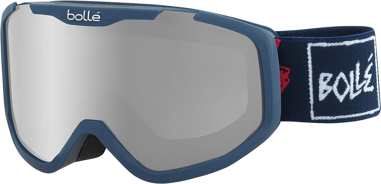 boll/é Rocket Plus Masques de Ski Matte Blue Skull B/éb/é Unisexe Small