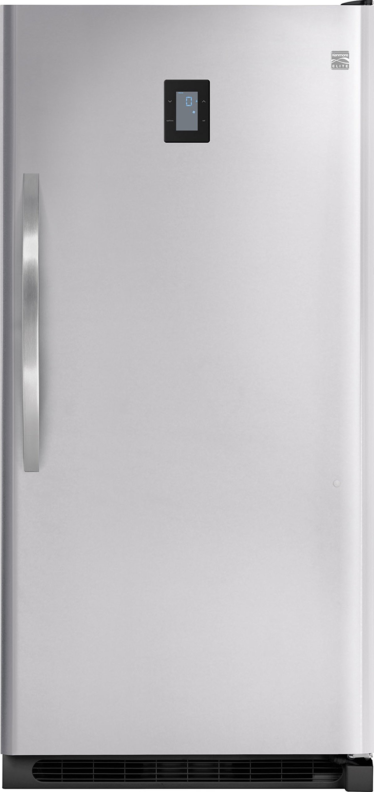 Kenmore Elite 27003 20.5 cu. ft. Upright Freezer in Stainless Steel, includes delivery and hookup (Available in select cities only)