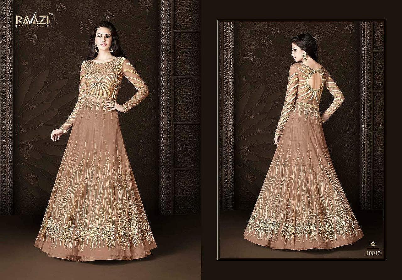 Delisa Indian\Pakistani Wear Anarkali Suit and Party Wear Suit for Women