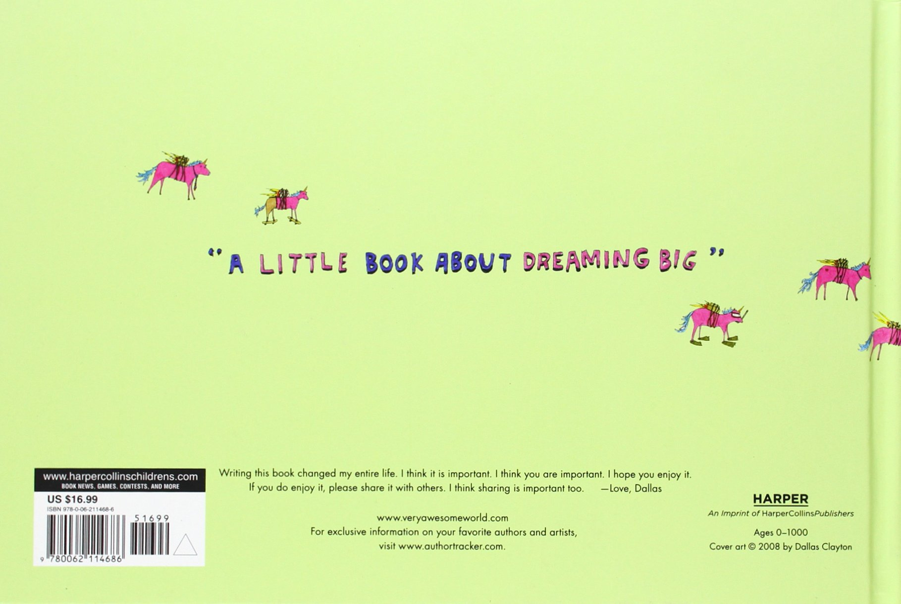 Dallas Clayton: 9780062114686: Amazon: Books
