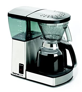 Bonavita BV1800 8-Cup Coffee Maker with Glass Carafe Review