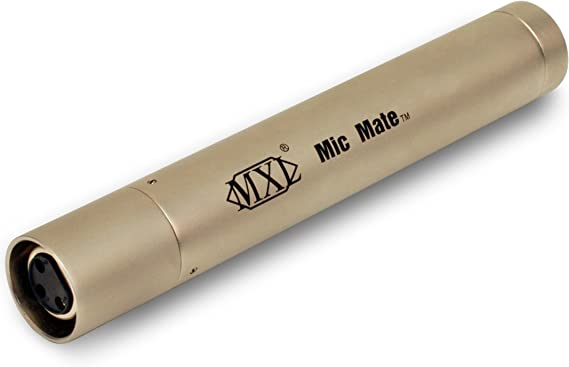 MXL-MICMATEXLR To USB Preamp for Condenser Microphones