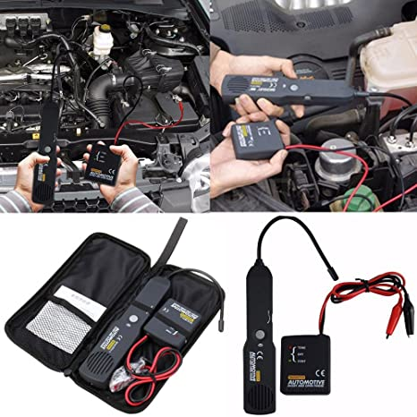 Automotive Cable Wire Tracker Repair Diagnostic Tool Suitable for all cars solve your car problems in time ORCCAC Digital Car Circuit Scanner Diagnostic Tool