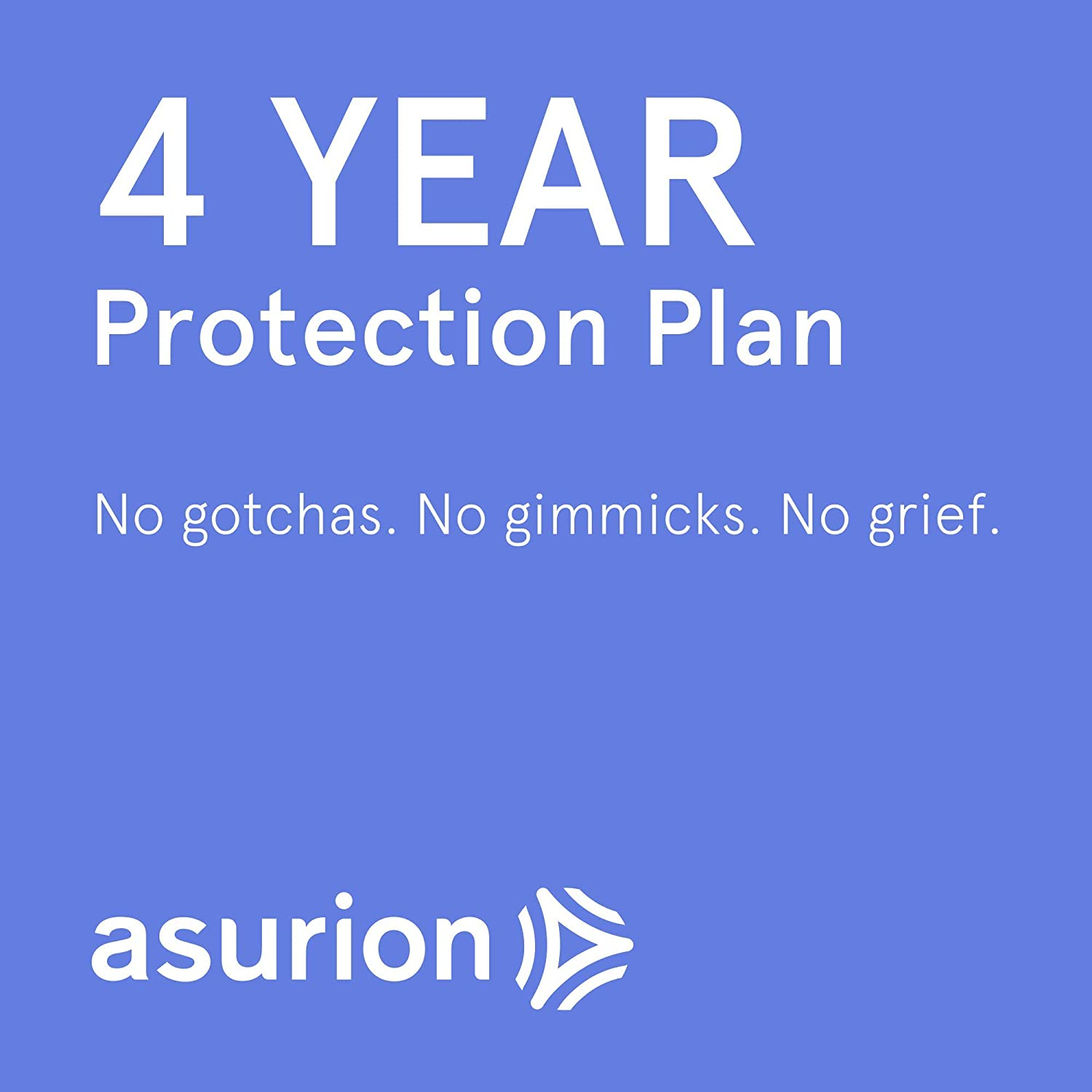 ASURION 4 Year Kitchen Protection Plan $100-124.99