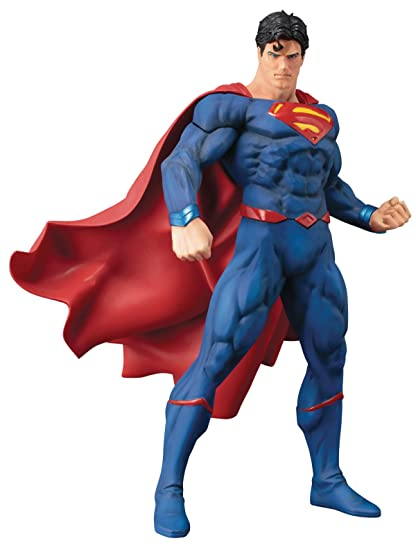 6c50460144 Amazon.com  Kotobukiya DC Comics Superman Rebirth ArtFX+ Statue  Toys    Games