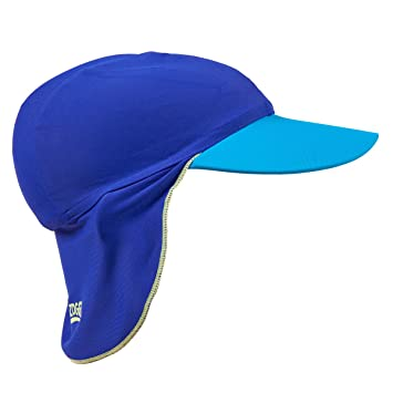 434cb122504 ZOGGS Zoggy Swimmers Protection Hat (1-2 years) Small BLUE Boys - Blue