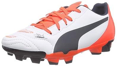 29471a9fa Puma Unisex Kids  Evopower 4.2 FG Jr Football Boots (Training ...