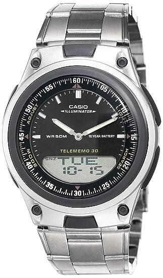 Casio AW 80D 1A: Amazon.es: Relojes