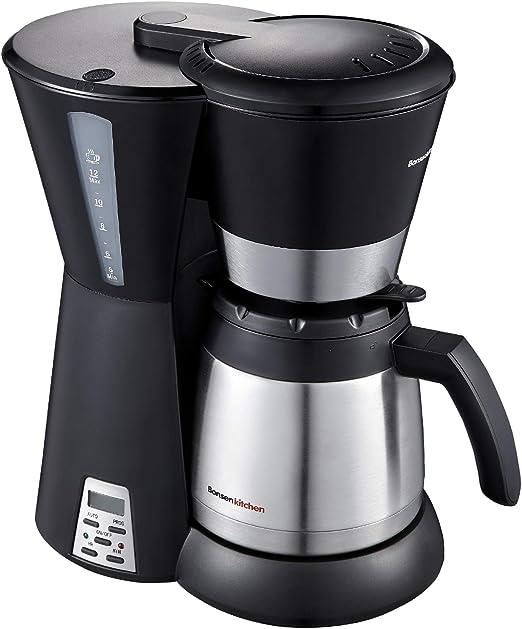 Amazon.com: Bonsenkitchen CM8761 cafetera de un solo toque ...