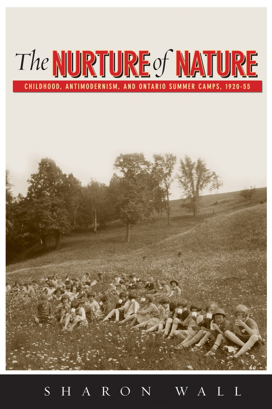 The Nurture of Nature: Childhood, Antimodernism, and Ontario Summer Camps, 1920-55 (Nature/History/society)