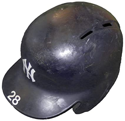 23afb0da9 Image Unavailable. Image not available for. Color  AUSTIN ROMINE GAME USED  2018 NY YANKEES ...