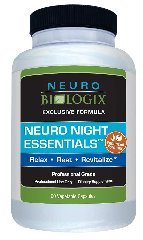 Amazon.com: neurobiologix Neuro Suplemento noche Essentials ...