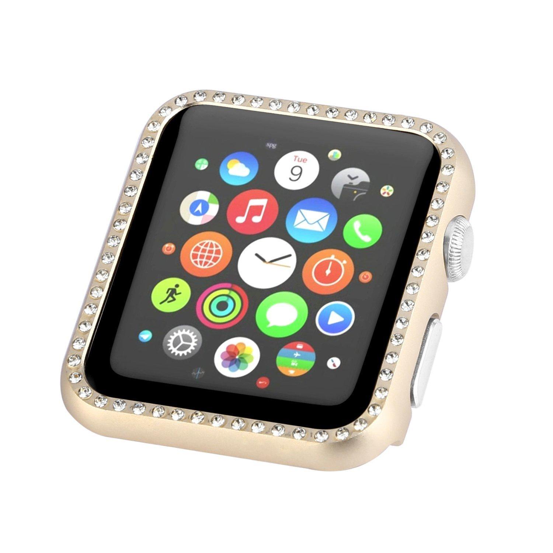 Wugongyan - Carcasa Protectora para Apple Watch, aleación de ...