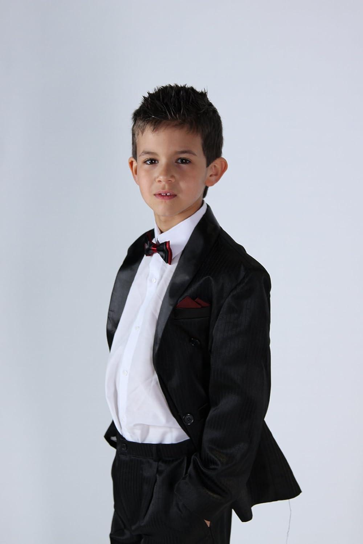 Boys Black Tuxedo for Weddings, Proms, Cruises 6 month - 15 years ...