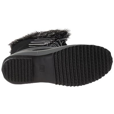 Northside Modesto Black Waterproof Faux Fur Lined Winter Boot Women/'s Size 10 US