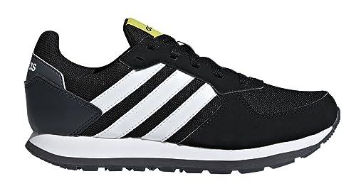 pretty nice 293f9 7c3b1 adidas 8k K, Zapatillas de Deporte Unisex Niños Amazon.es Zapatos y  complementos