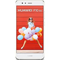 HUAWEI P10 lite Dual-SIM Smartphone (13,2 cm (5,2 Zoll) Touch-Display, 32 GB interner Speicher, Android 7.0) Weiß