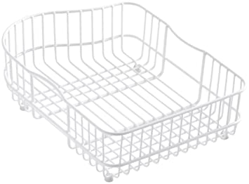 Perfect KOHLER K 6603L 0 Hartland Wire Rinse Basket, White