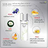 HAVILAH HERBAL HAIR SERUM 30ML. CONCENTRATED HERBAL SERUM HELPS NOURISHING YOUR HAIR SMOOTH SHINY ADDED VOLUME [GET FREE BEAUTY GIFT