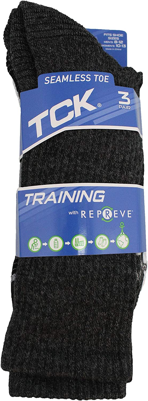 Basketball Football Volleyball 3 Pack TCK Athletic Training Crew Socks