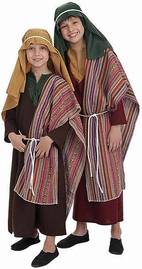 LLOPIS - Disfraz Infantil Hebreo Manto Talla 1 (3/5 años): Amazon ...