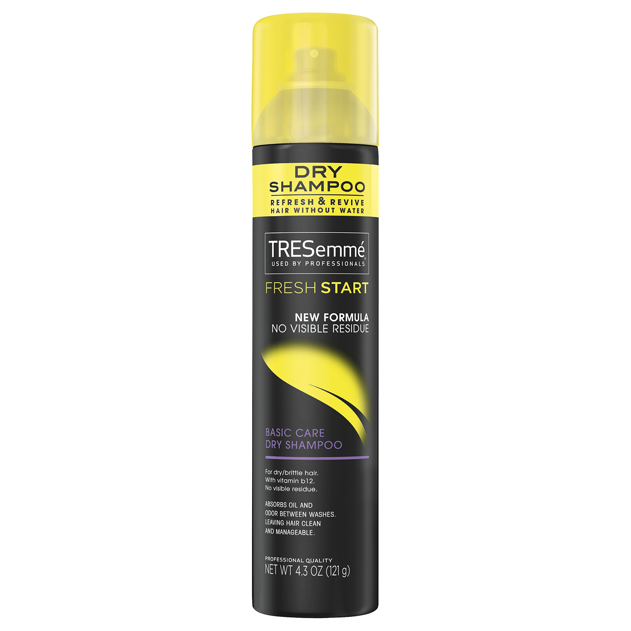 TRESemmé Fresh Start Dry Shampoo, Basic Care 4.3 oz