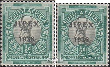 Prophila Collection Sudáfrica 103-104 (Completa.edición.) 1936 filatelia (Sellos para los coleccionistas) Otros mamíferos: Amazon.es: Juguetes y juegos