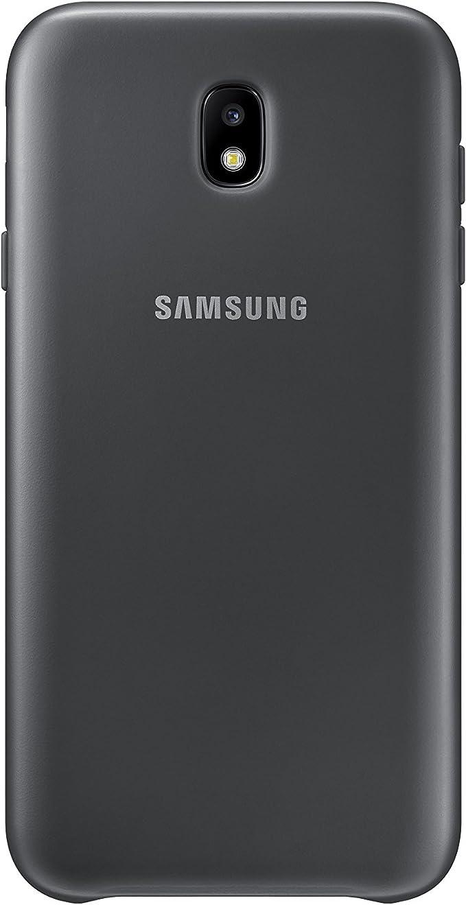 SAMSUNG Dual Layer Cover - Carcasa Galaxy J7 2017, Color Negro: Amazon.es: Electrónica
