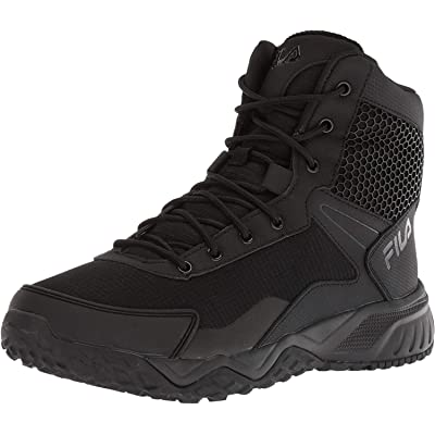 Fila Men's Chastizer Military and Tactical Boot Food Service Shoe: Shoes